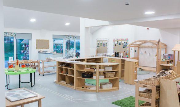 Muddy Boots Nursery Preschool Room